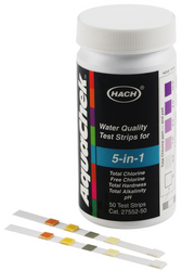 Water Hardness Test Strips from NOVA GREEN GENERAL TRADING LLC