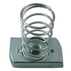 GI Spring Nut from CLEAR WAY BUILDING MATERIALS TRADING