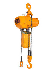 Safety Electrical Chain Hoist from CLEAR WAY BUILDING MATERIALS TRADING