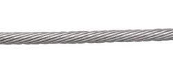 Stainless Steel 316 Wire Rope from DHANLAXMI STEEL DISTRIBUTORS