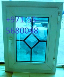 PVC WIDOWS from DOORS & SHADE SYSTEMS