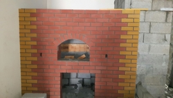 BRICK OVEN RED AND YELLOW from DAR AL JAWDA BUILDING MATL TR