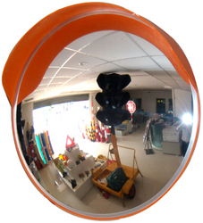 CONVEX MIRROR from GULF SAFETY EQUIPS TRADING LLC