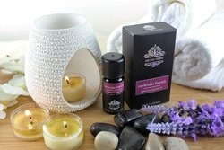 Essential oils from AROMA TIERRA