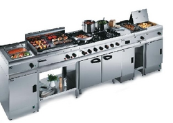 KITCHEN EQUIPMENT SUPPLIERS IN UAE from OSTERMEIER FZE