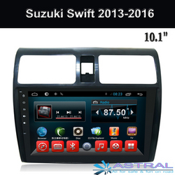 In Car Radio Bluetooth GPS Suzuki Swift 2013-2016 from ASTRAL ELECTRONICS TECHNOLOGY CO.,LTD