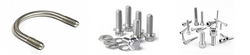 Fasteners from SEAMAC PIPING SOLUTIONS INC.