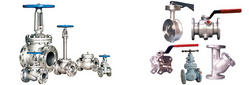 VALVES from SEAMAC PIPING SOLUTIONS INC.