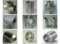 SA182 Stainless Steel Forged Fittings  from SEAMAC PIPING SOLUTIONS INC.