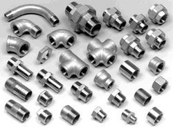 SS Forged Adapter from SEAMAC PIPING SOLUTIONS INC.