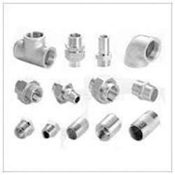 Nickel Alloy Forged Fittings from SEAMAC PIPING SOLUTIONS INC.