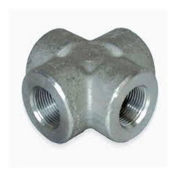 Carbon Steel Forged Cross from SEAMAC PIPING SOLUTIONS INC.
