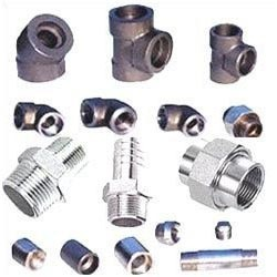 Carbon Steel Forged Adapter from SEAMAC PIPING SOLUTIONS INC.