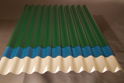 Corrugated Roofing Sheet UAE from GHOSH METAL INDUSTRIES LLC