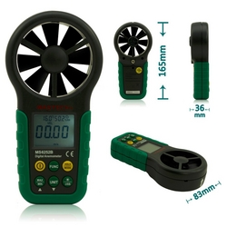 ANEMOMETERS from AL MUHTARIF CALIBRATION L.L.C (AMCALIBRATION)