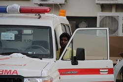 AMBULANCE SUPPLIER IN DUBAI from AUTO ZONE ARMOR & PROCESSING CARS LLC