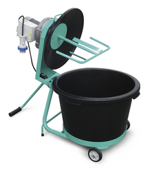 IMER MORTAR MIXER MIX 60P 220V/50Hz/1PH   DRUM 60L from AL MAHROOS TRADING EST