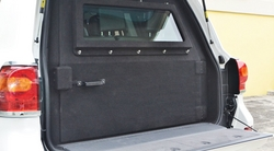 Armored vehicles suppliers from AUTO ZONE ARMOR & PROCESSING CARS LLC