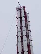 JEREMIAS FREE STANDING EXHAUST SYSTEM  from JEREMIAS MIDDLE EAST