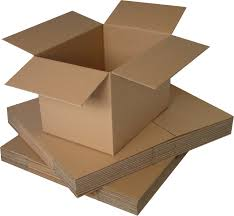 CORRUGATED-CARTONS from WHITE CITY TRADING L.L.C