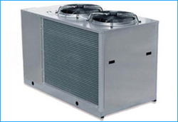 GMI Wataer chiller for Labour Camp Dubai Sarja UAE from GHOSH METAL INDUSTRIES LLC