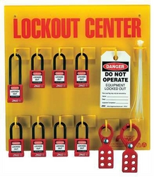 Safety Lock Out Center from CLEAR WAY BUILDING MATERIALS TRADING