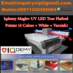 UV LED 2mx3m Digital Ture flatbed printer  from MONO GENERAL TRADING L.L.C