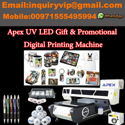 Gift & Promotional Digital UV LED Printing Machine from MONO GENERAL TRADING L.L.C