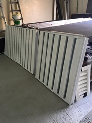 SAND TRAP LOUVER UAE from WHITE METAL CONTRACTING LLC
