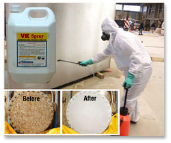 CHEMICALS CLEANING & MAINTENANCE from NOVEL SURFACE TREATMENTS