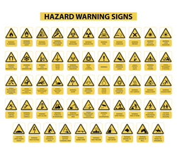SAFETY SIGNS ABUDHABI from DEVELOPMENT GENERATION GENERAL TRADING
