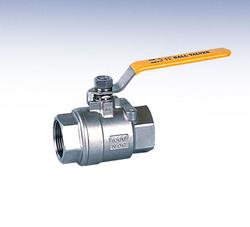 Ball Valve (SS/CS) NPT/SW IN DUBAI from BRIGHT FUTURE INT. SANITARYWARE TRADING