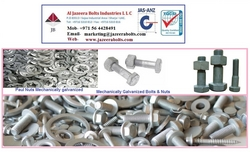 MECHANICAL ZINC COATING IN SHARJAH from AL JAZEERA BOLTS INDUSTRIES LLC