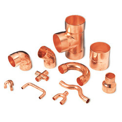 Copper Fittings from EXCEL METAL & ENGG. INDUSTRIES