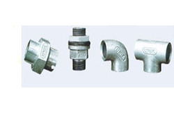 GI Pipe Fittings from EXCEL METAL & ENGG. INDUSTRIES