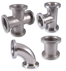 Vacuum Fittings & Flanges from EXCEL METAL & ENGG. INDUSTRIES