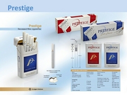 PRESTIGE Cigarettes from ABBAR GROUP (FZC)