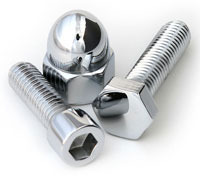 Nuts, Bolts from EXCEL METAL & ENGG. INDUSTRIES