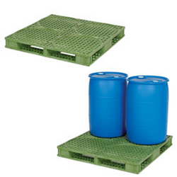 plastic drums and pallets from IDEA STAR PACKING MATERIALS TRADING LLC.
