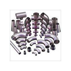 Nickel Alloy Butt Weld Fittings from RENAISSANCE METAL CRAFT PVT. LTD.