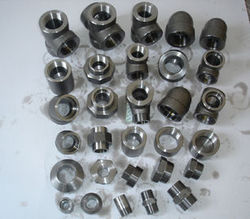 Carbon Steel Forged Fittings from RENAISSANCE METAL CRAFT PVT. LTD.
