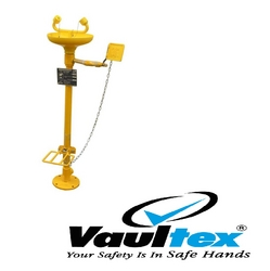 SAFETY EYE WASH SHOWER IN UAE from SOUVENIR BUILDING MATERIALS LLC