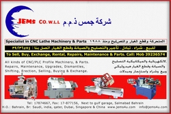 PLC/CNC Machine Supply & Service Provider