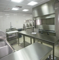 Kitchen Equipment  from INTERIOR DECISIONS L.L.C