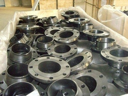 Carbon Steel Flanges from RENINE METALLOYS