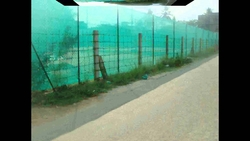 GREEN SHADE NET Installation in Abu Dhabi from GULF SAFETY ELECTROMECHANICAL (INFO@GULFSAFETYUAE.COM)