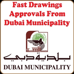 Dubai Municipality Drawings Fast Approval  from INTERIOR DECISIONS L.L.C