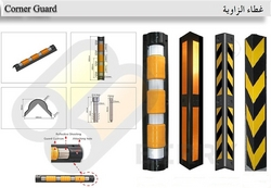 Parking Corner Guard & Road Safety Products from CLEAR WAY BUILDING MATERIALS TRADING