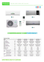 AIR CONDITIONING SUPPS & PARTS WHOL & MFRS from SUPER PERKINS FACILITIES MANAGEMENT & SERVICES L