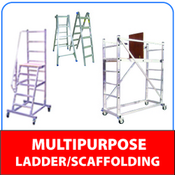 Multi Purpose Ladder supplier in Dubai from MASONLITE SIGN SUPPLIES & EQUIPMENT